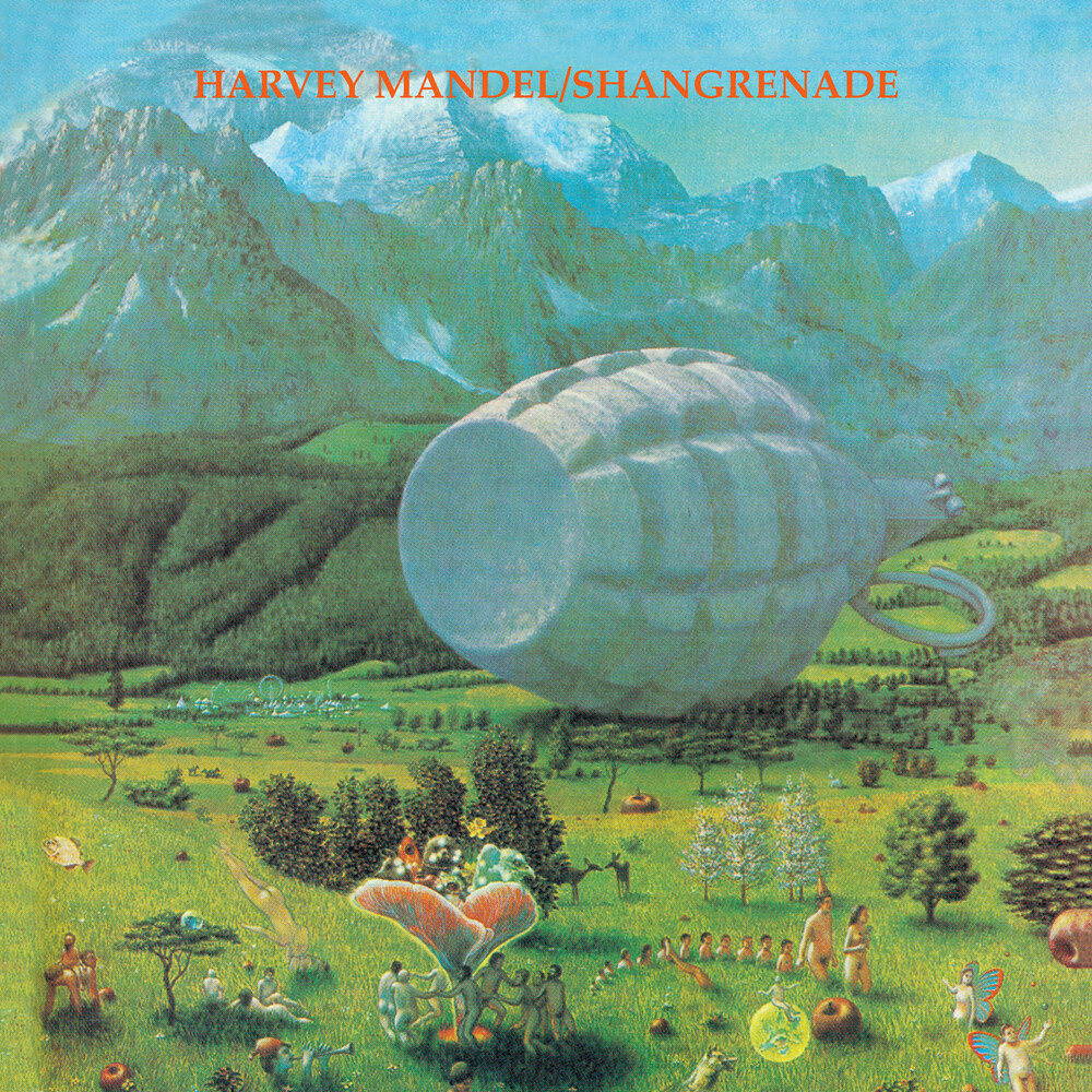 Harvey Mandel - Shangrenade