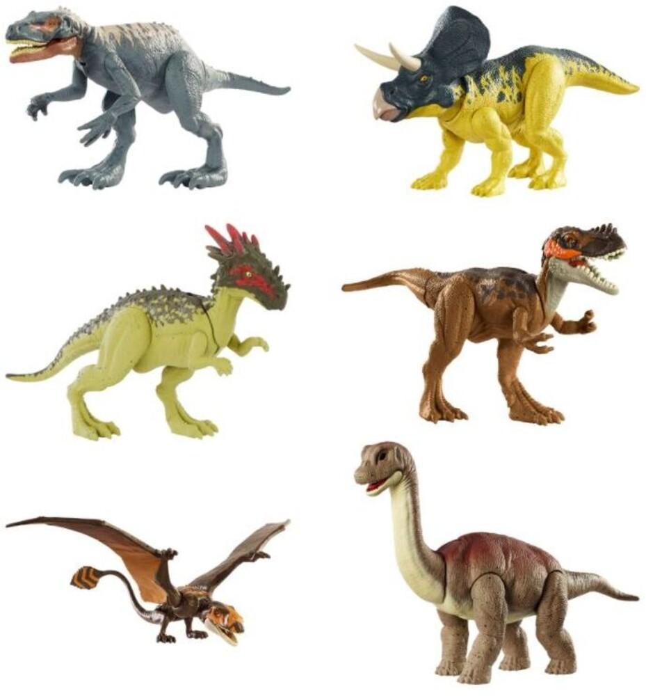 Jurassic World - Mattel - Jurassic World 3 Wild Pack Assortment