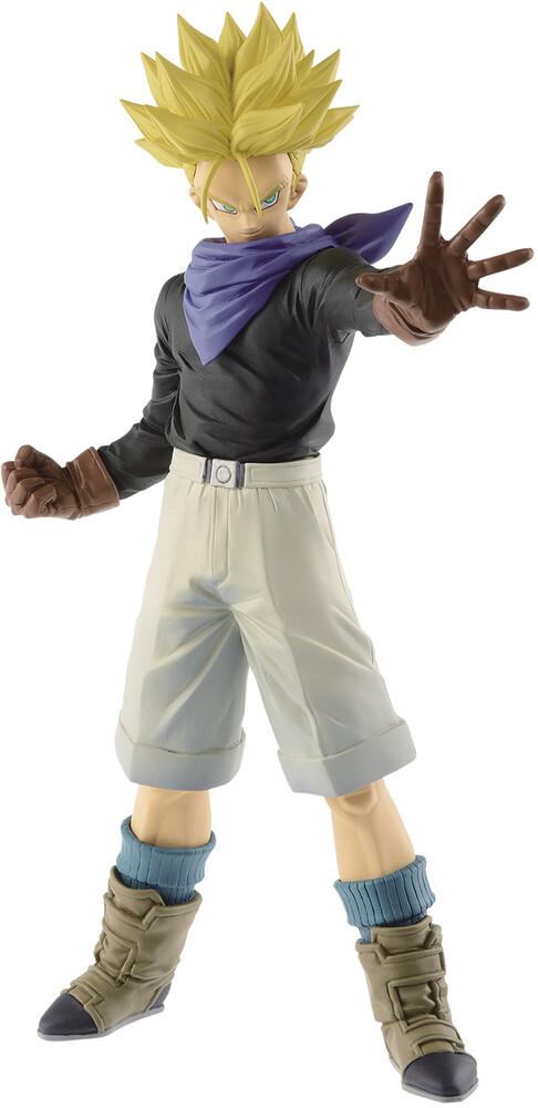 - BanPresto - Dragon Ball GT Ultimate Soldiers Super Saiyan TrunksFigure