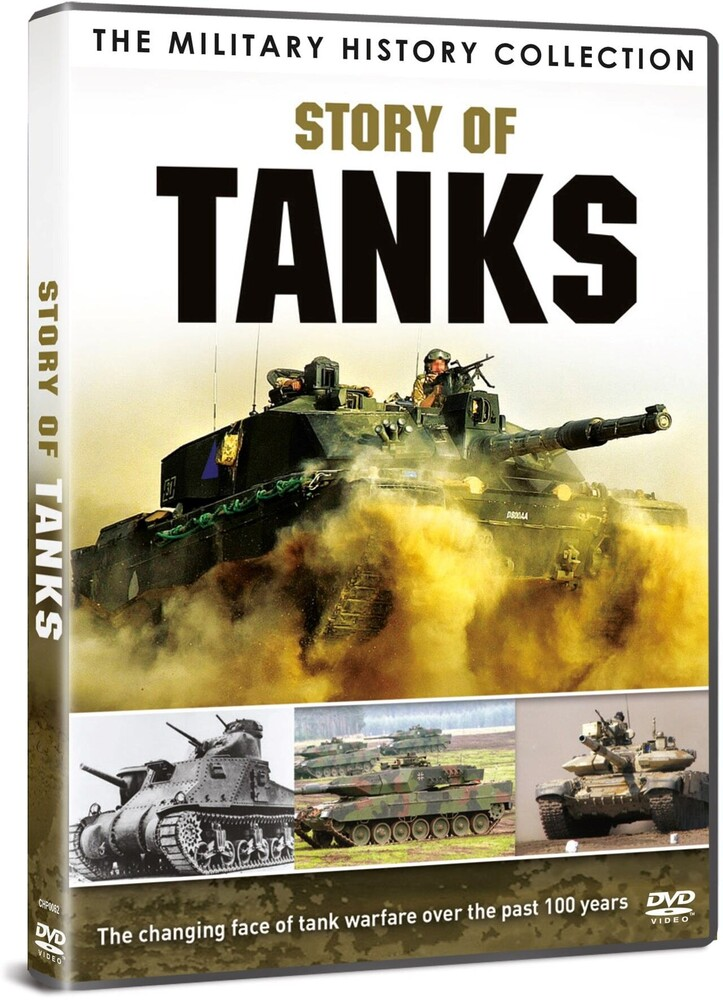 Miltary History Collection: Story of Tanks - Miltary History Collection: Story Of Tanks
