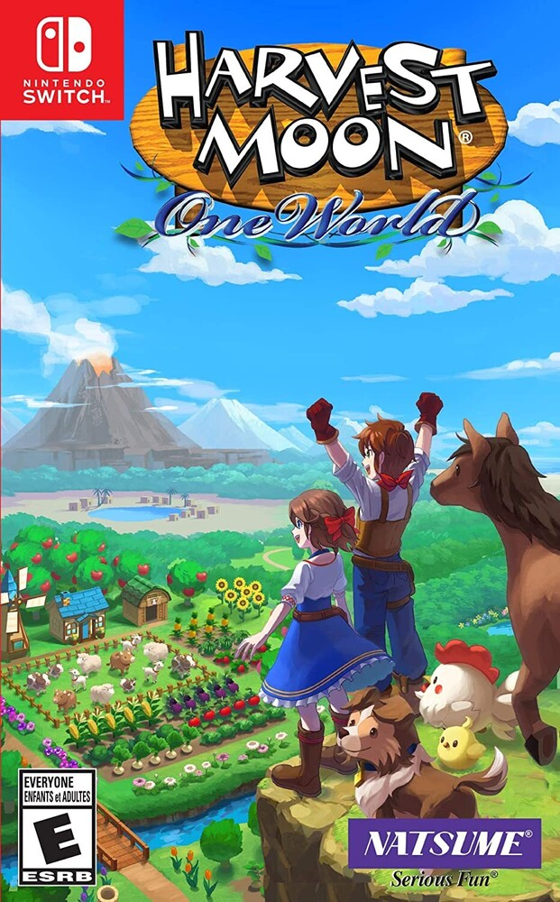 Swi Harvest Moon: One World - Harvest Moon: One World for Nintendo Switch