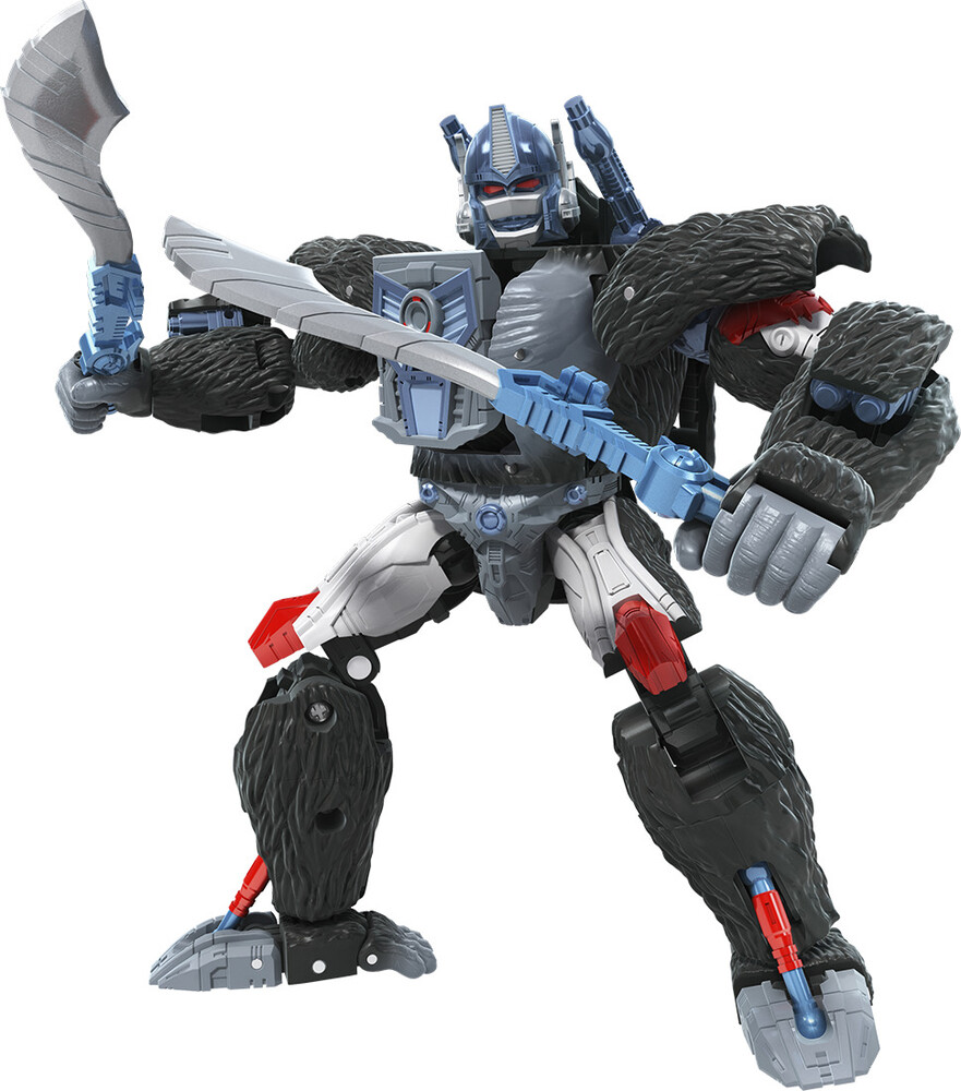 Tra Gen Wfc K Voyager Optimus Primal - Hasbro Collectibles - Transformers Generations War For Cybertron KVoyager Optimus Primlal