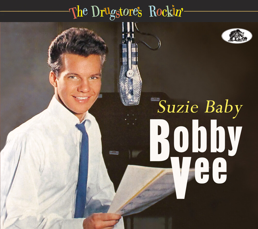 Bobby Vee - Drugstore's Rockin': Suzie Baby [With Booklet] [Digipak]