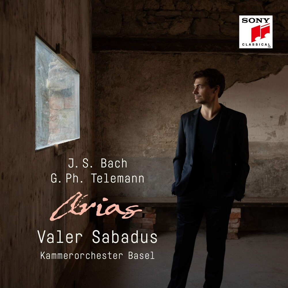 Barna-Sabadus / Schroder / Kammerorchester Basel - Bach & Telemann: Arias (Can)