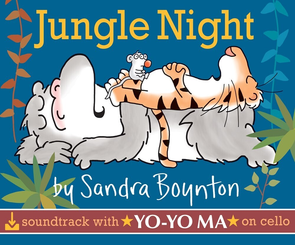 Boynton, Sandra / Ma, Yo-Yo - Jungle Night