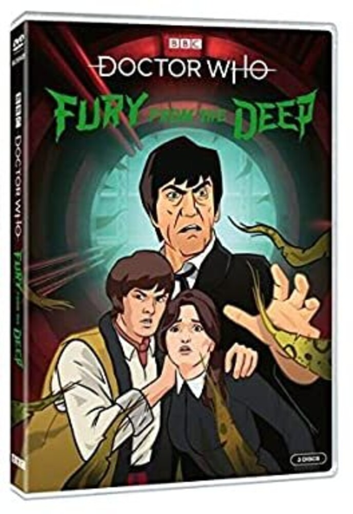 Doctor Who: Fury From the Deep - Doctor Who: Fury From The Deep (3pc) / (3pk)