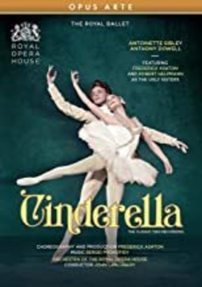 Prokofiev / Orchestra of the Royal Opera House - Cinderella
