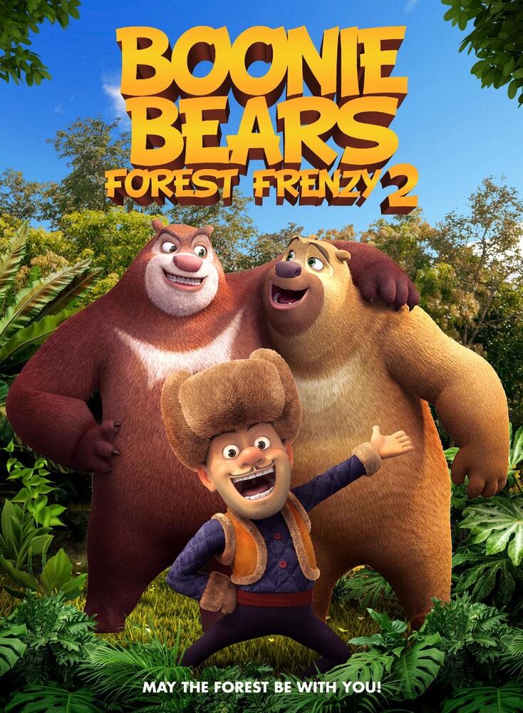 Boonie Bears Forest Frenzy 2 - Boonie Bears Forest Frenzy 2