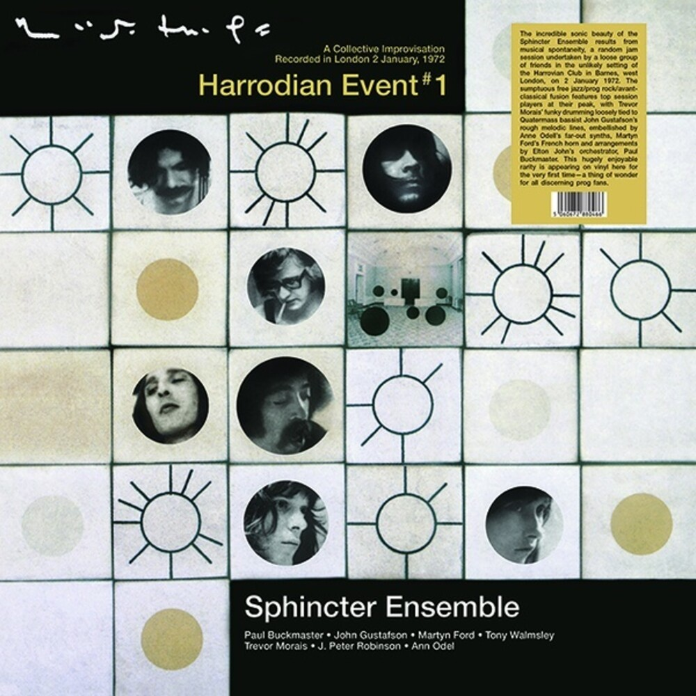 Sphincter Ensemble - Harrodian 1