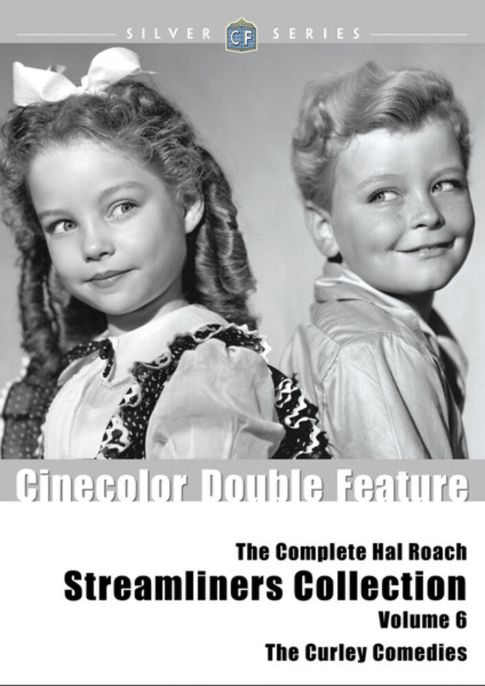 Edna Holland - The Complete Hal Roach Streamliners Collection, Volume 6: The Curley Comedies