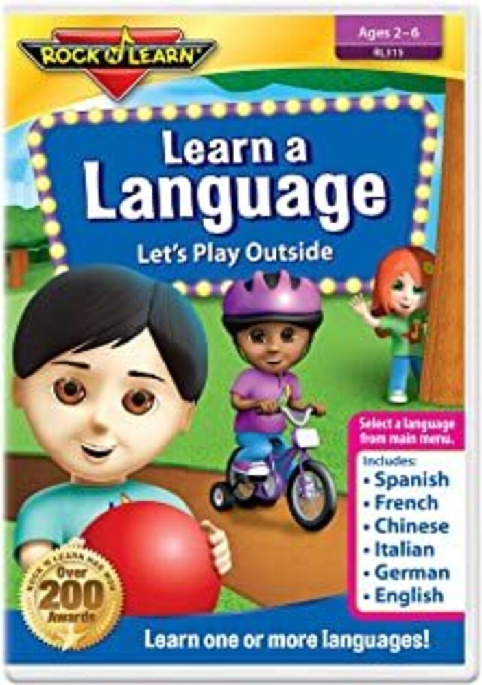 - Learn A Language: Let's Play Outside