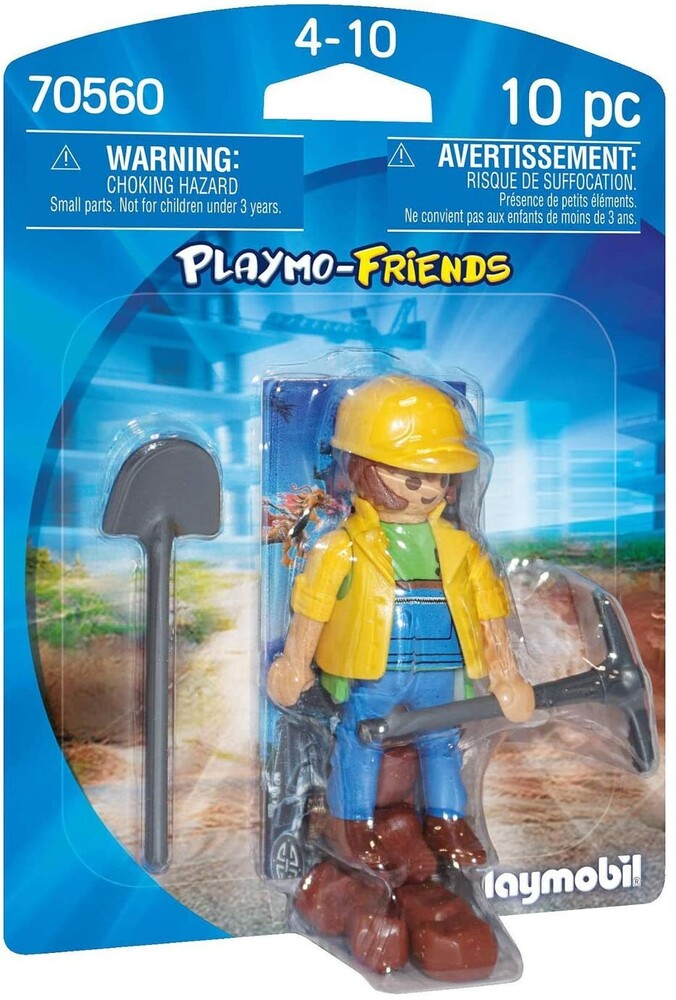 - Friends Construction Worker (Fig)