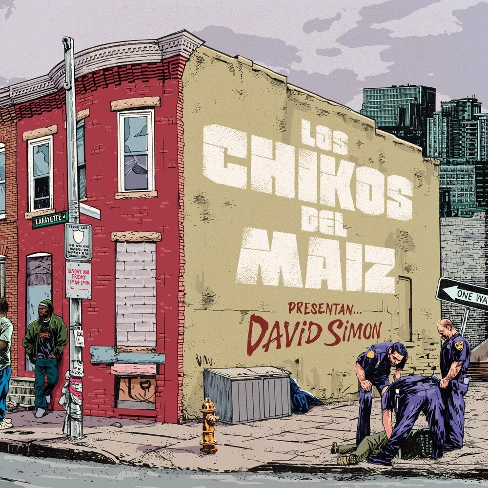 Los Chikos del Maíz - David Simon (Spa)
