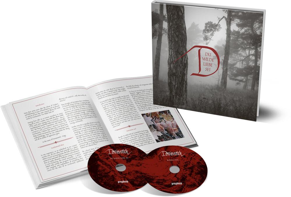 Dornenreich - Du Wilde Liebe Sei (Book Edition)