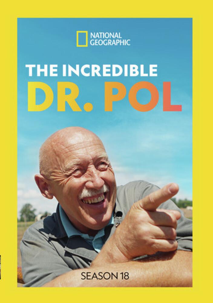 - Incredible Dr Pol: Season 18 (2pc) / (Mod Ac3 Dol)