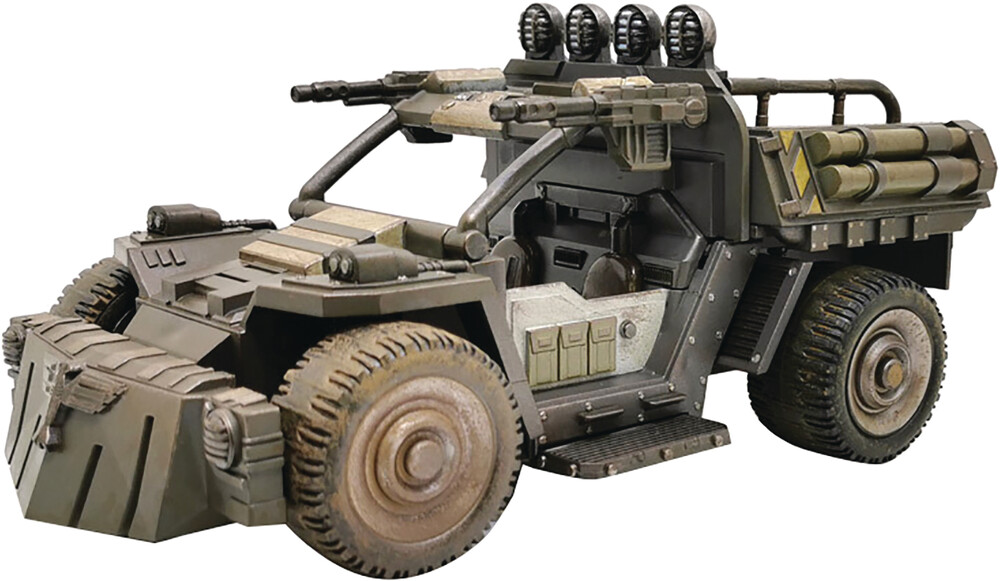 - Joy Toy Wild Rhino Transport 1/25 Scale Vehicle (N
