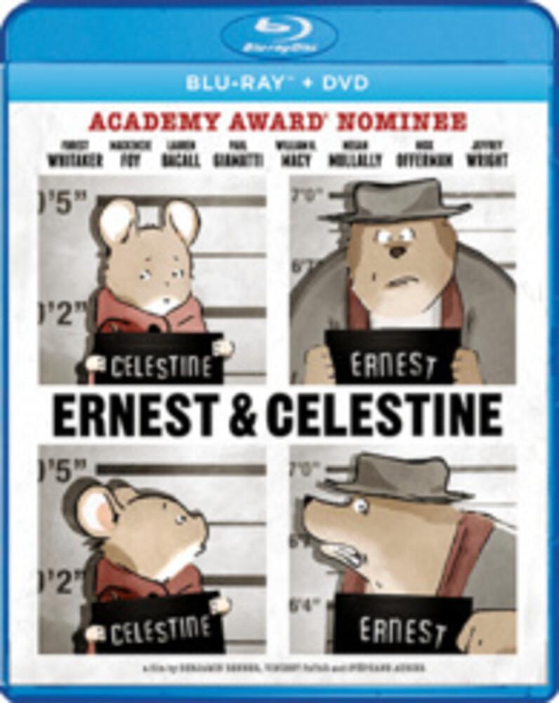 - Ernest & Celestine (2pc) / (2pk)