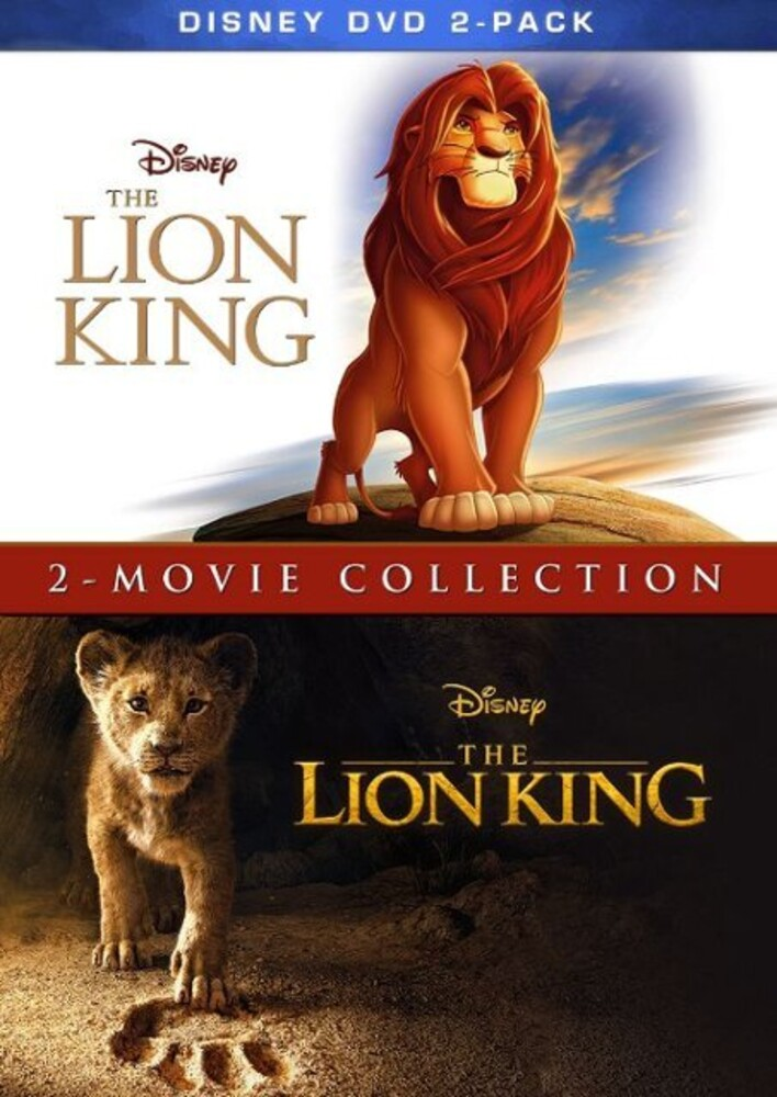 - Lion King (2019) / Lion King (Animated) (2pc)
