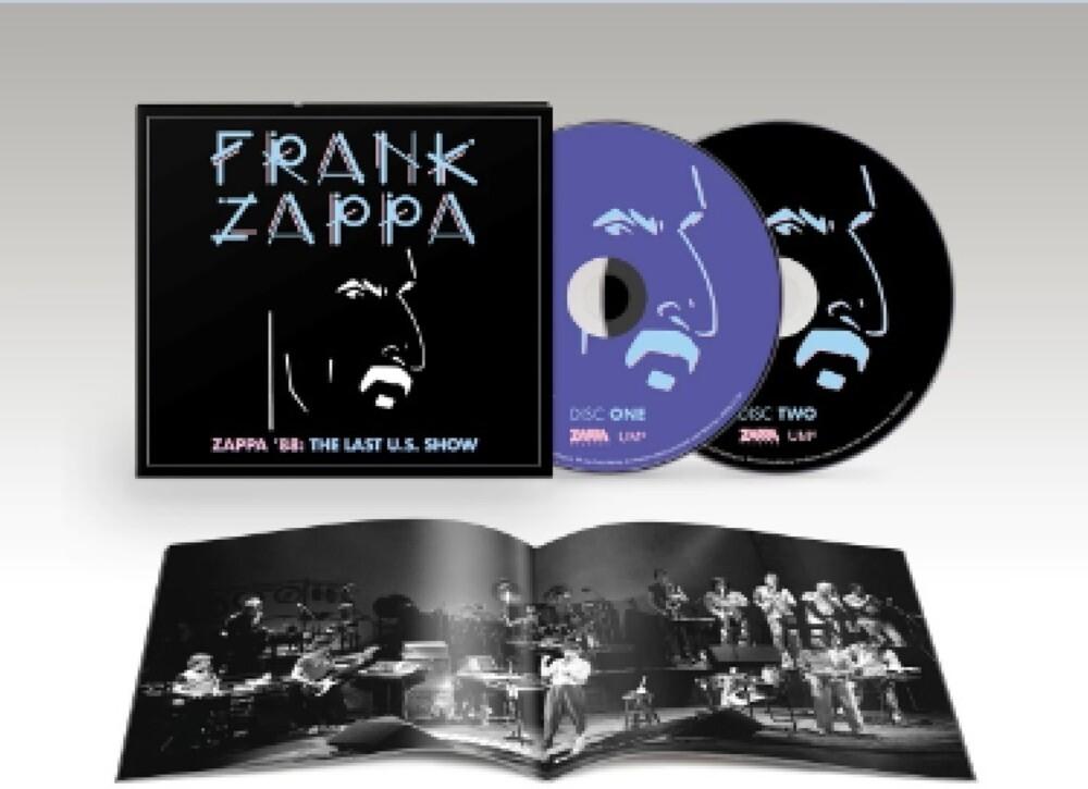 Frank Zappa - Zappa 88: Last U.S. Show