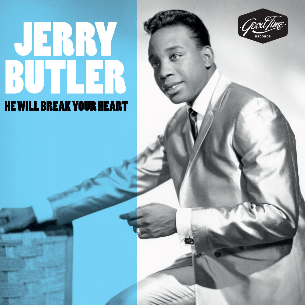 Jerry Butler - He Will Break Your Heart (Mod)