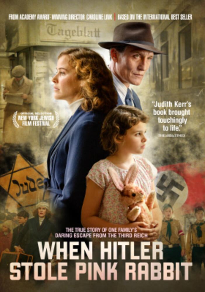 - When Hitler Stole Pink Rabbit (2021)