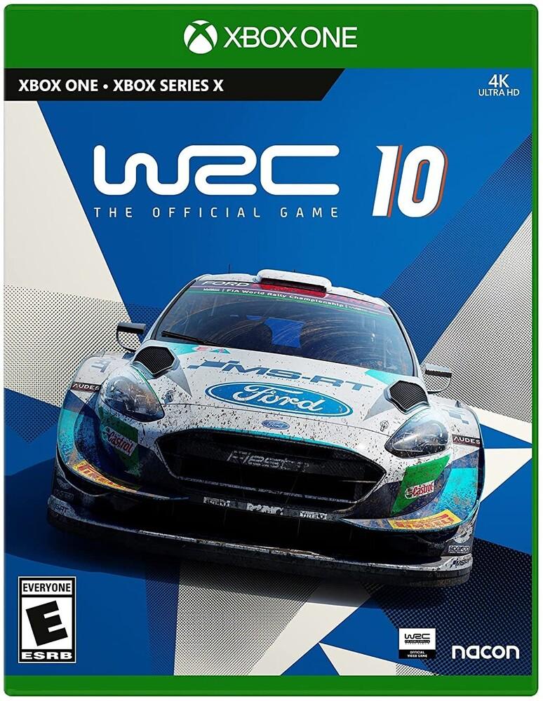 Xb1/Xbx Wrc 10 - WRC 10 for Xbox One and Xbox Series X