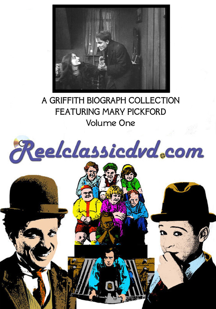 - Griffith Biograph Collection Volume One / (Mod)