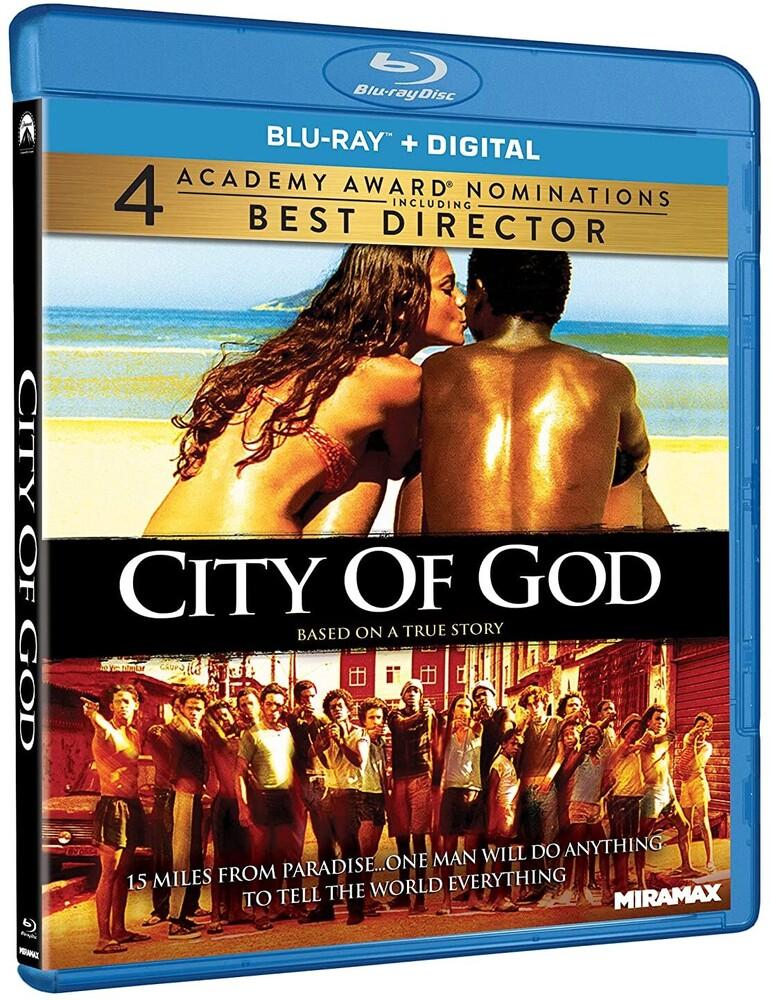 Leandro Firmino Da Hora - City Of God / (Ac3 Amar Dts Sub Ws)