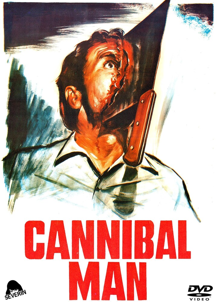 Vicky Lagos - The Cannibal Man