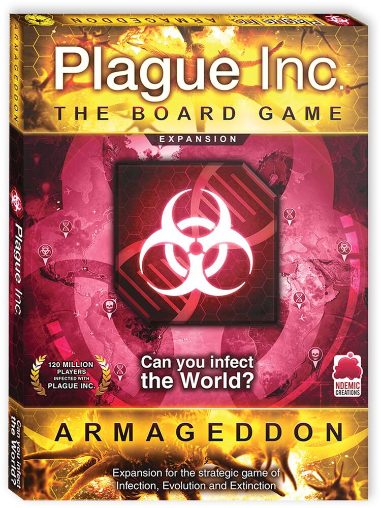 - Plague Inc Armageddon Expansion (Wbdg)