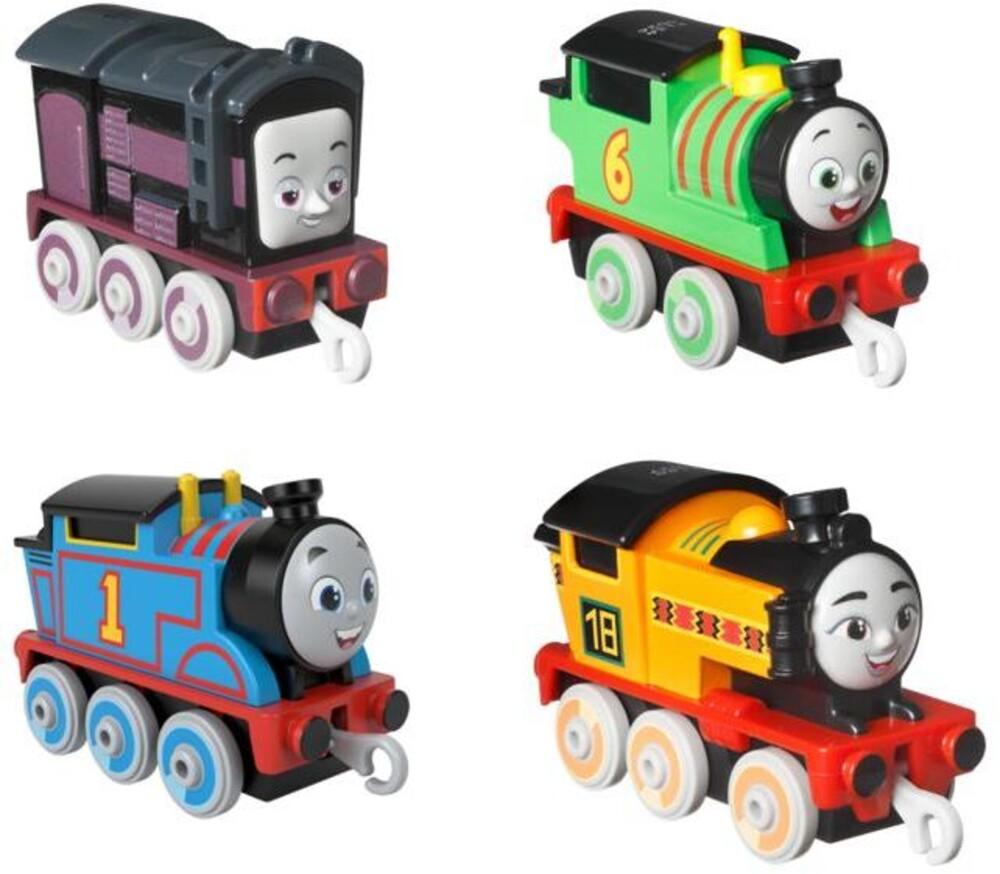 Thomas and Friends - Thomas Diecast Asrt (Trn) (Asso)