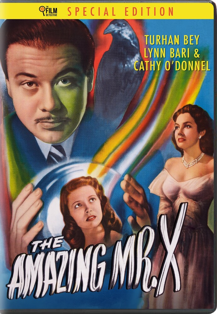 - Amazing Mr. X (1948) / (Spec)