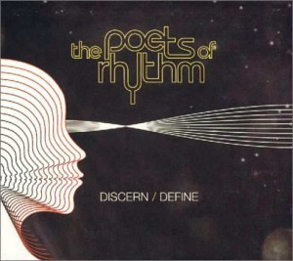 Poets Of Rhythm - Discern / Define (Gate) [Download Included]