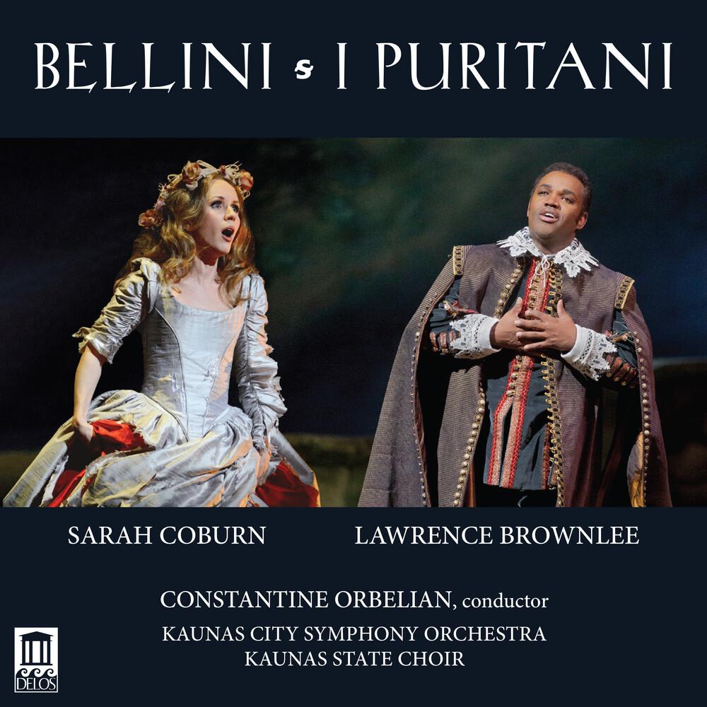 Bellini / Brownlee / Kaunas State Choir - I Puritani (3pk)
