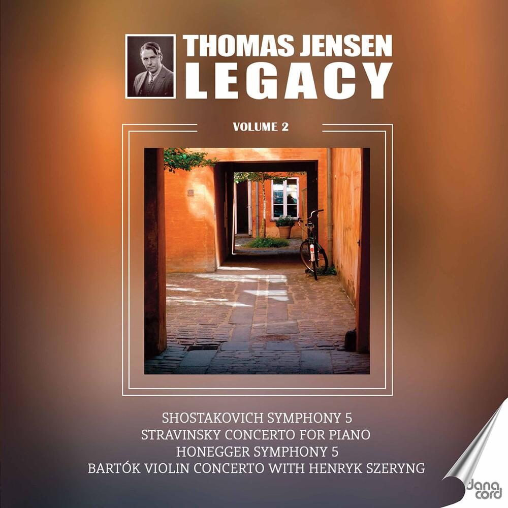 Thomas Jensen Legacy 2 / Various (2pk) - Thomas Jensen Legacy 2 / Various (2pk)