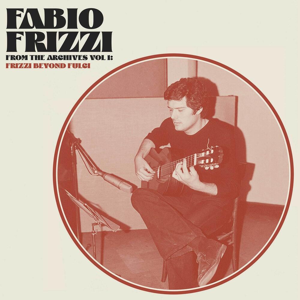 Fabio Frizzi  (Colv) (Ltd) - Frizzi Beyond Fulci: From The Archives Vol. 1