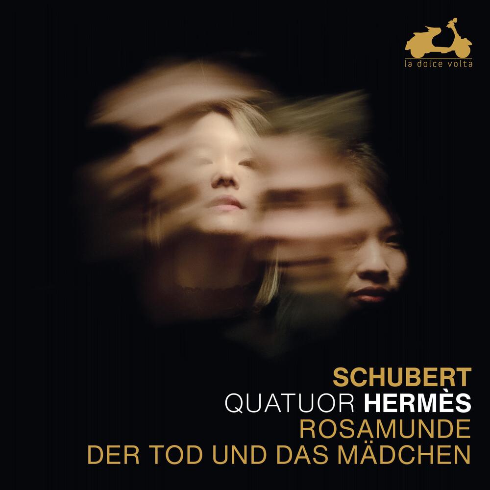 Quatuor Hermès - Schubert: Rosamunde Der Tod Und Das Madchen