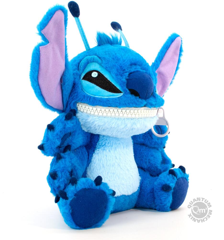 Disney Stitch Zipper Mouth Plush - Disney Stitch Zipper Mouth Plush (Plus)