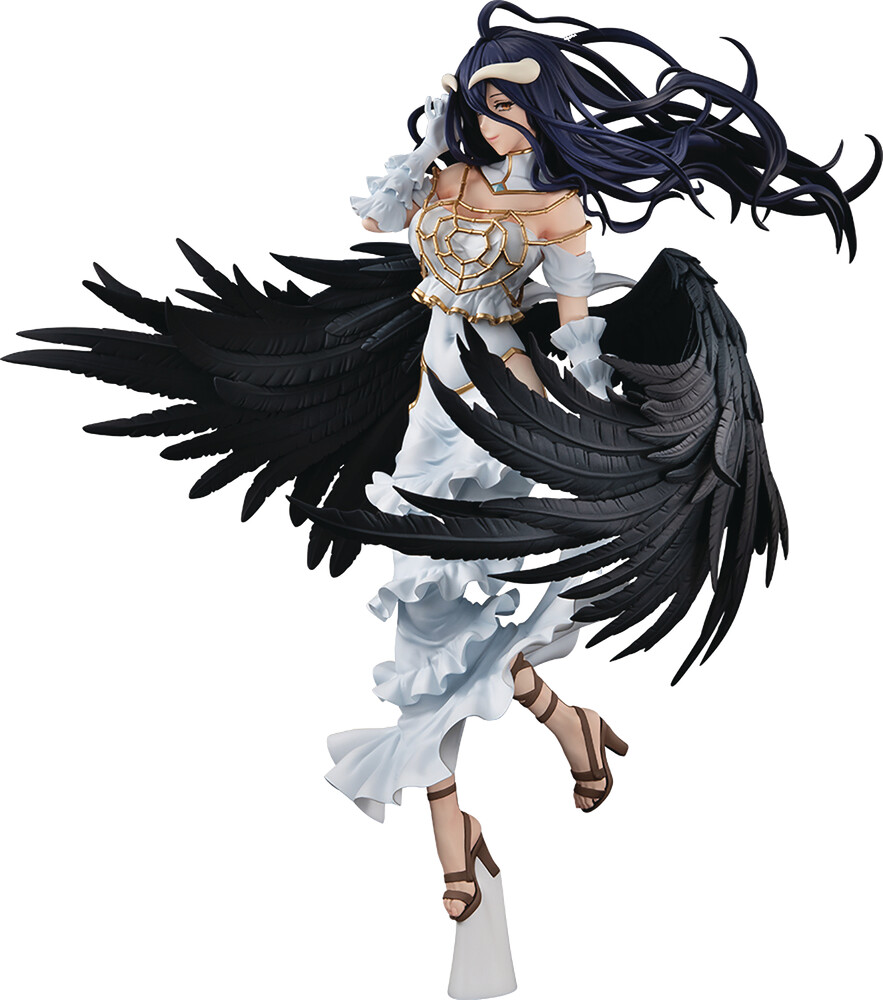 Good Smile Company - Overlord Iv Albedo Wing 1/7 Pvc Fig (Clcb) (Fig)