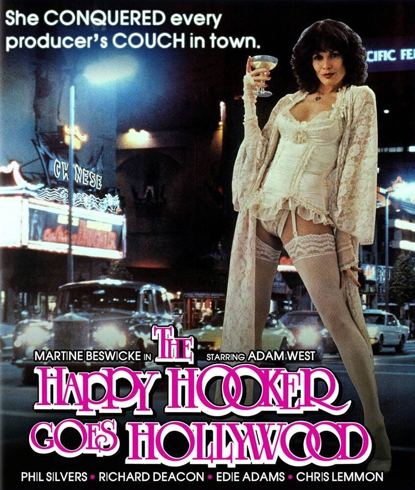 Happy Hooker Goes Hollywood - The Happy Hooker Goes Hollywood
