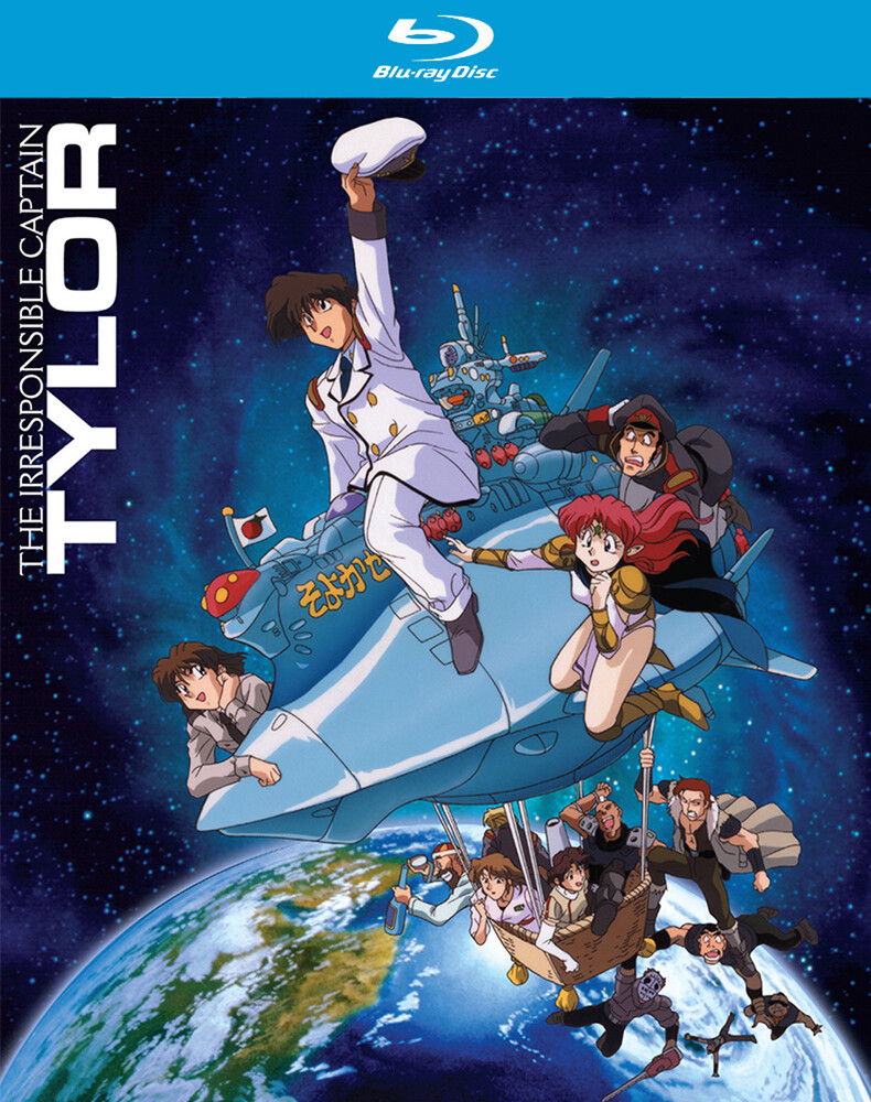 Irresponsible Captain Tylor TV Series - Irresponsible Captain Tylor Tv Series