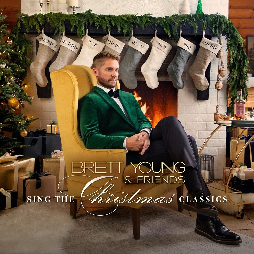 Brett Young - Brett Young And Friends Sing The Christmas Classics