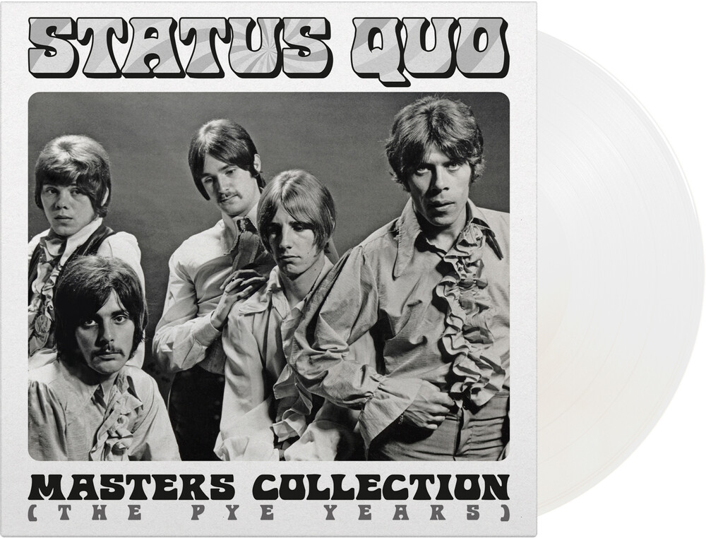 Status Quo - Masters Collection: The Pye Years [Colored Vinyl] (Gate)