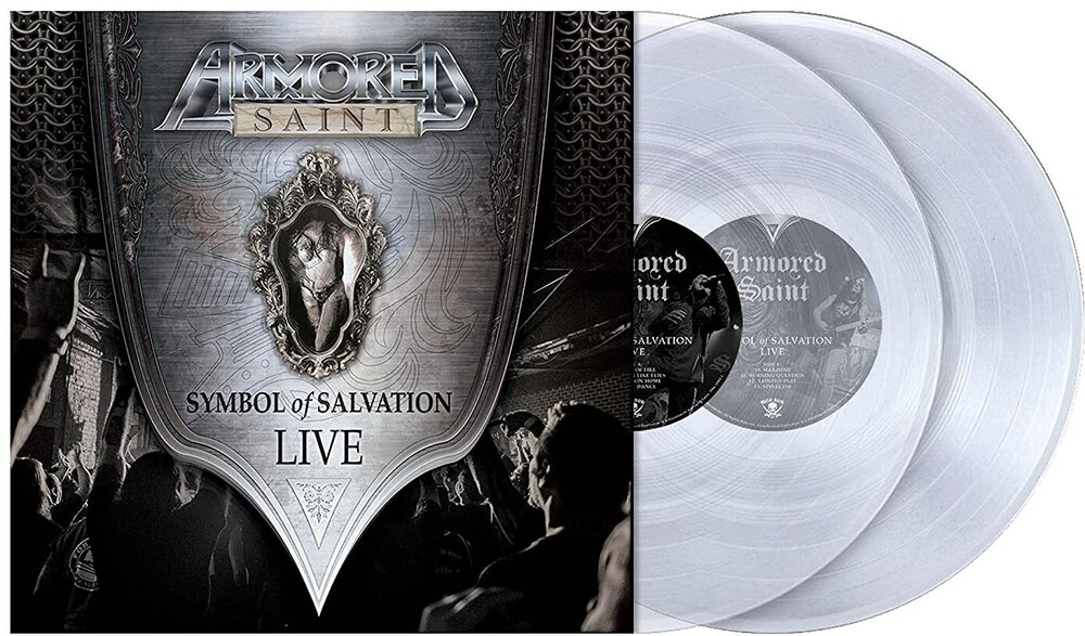 Armored Saint - Symbol Of Salvation: Live [Clear Vinyl]