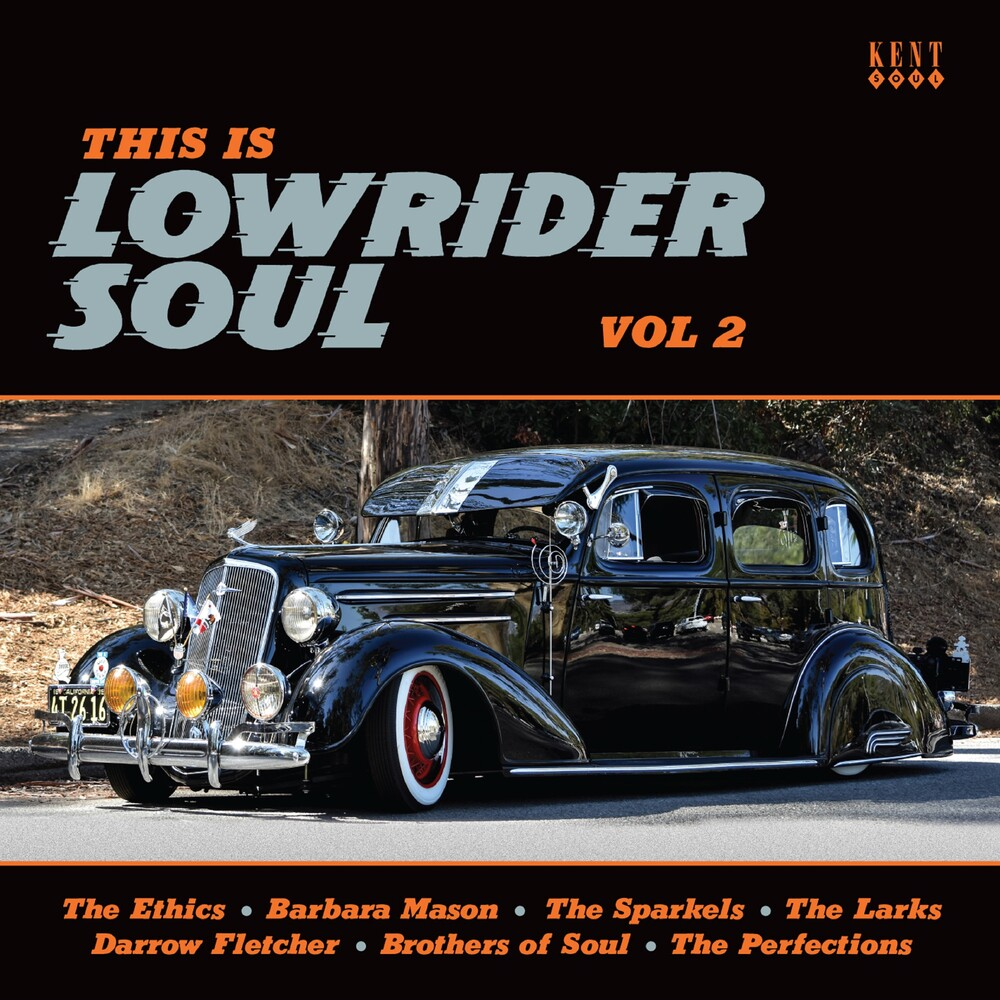 This Is Lowrider Soul Vol 2 / Various - This Is Lowrider Soul Vol 2 / Various (Uk)