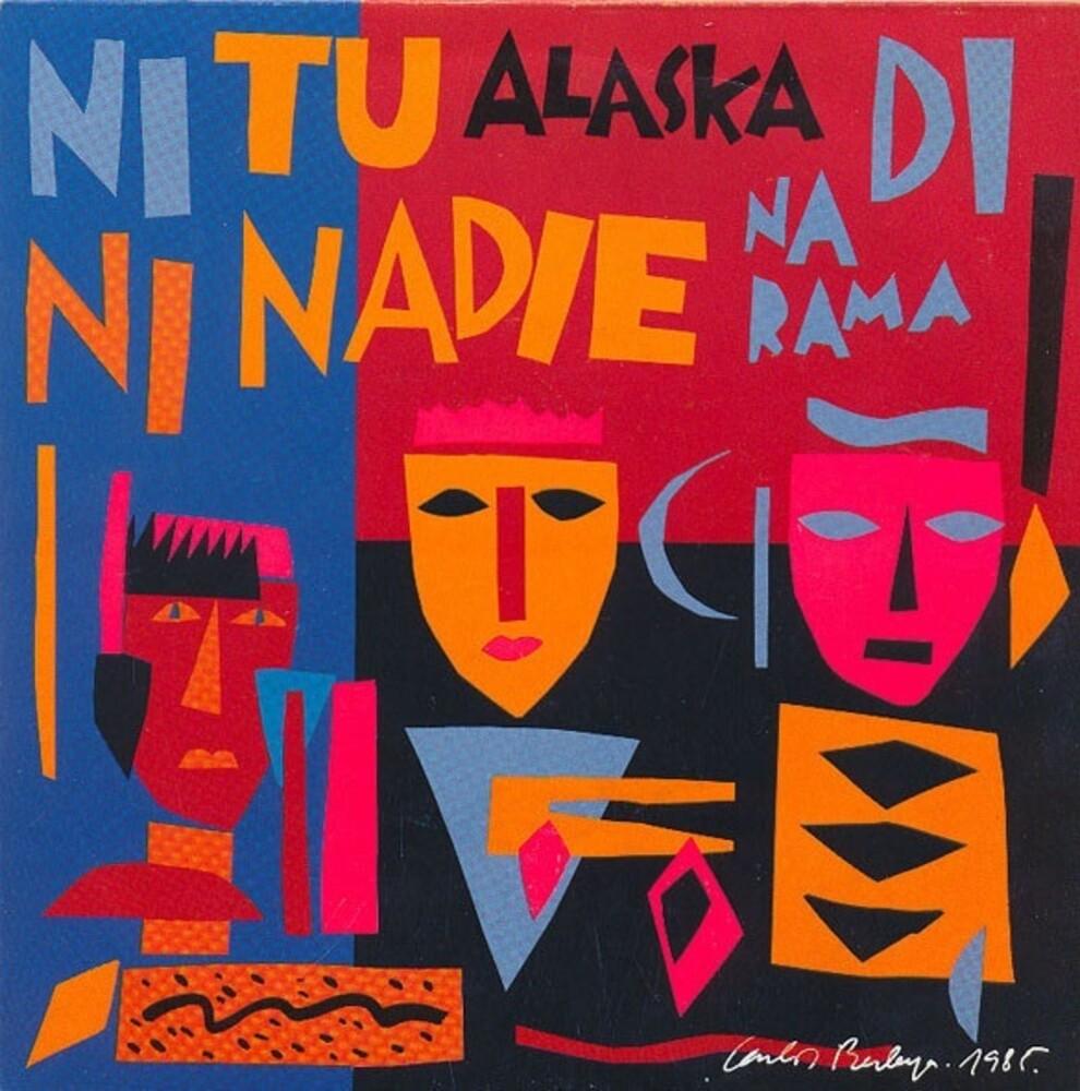 Alaska Y Dinarama - Deseo Carnal + Ni Tu Ni Nadie (CD+7-inch Vinyl)
