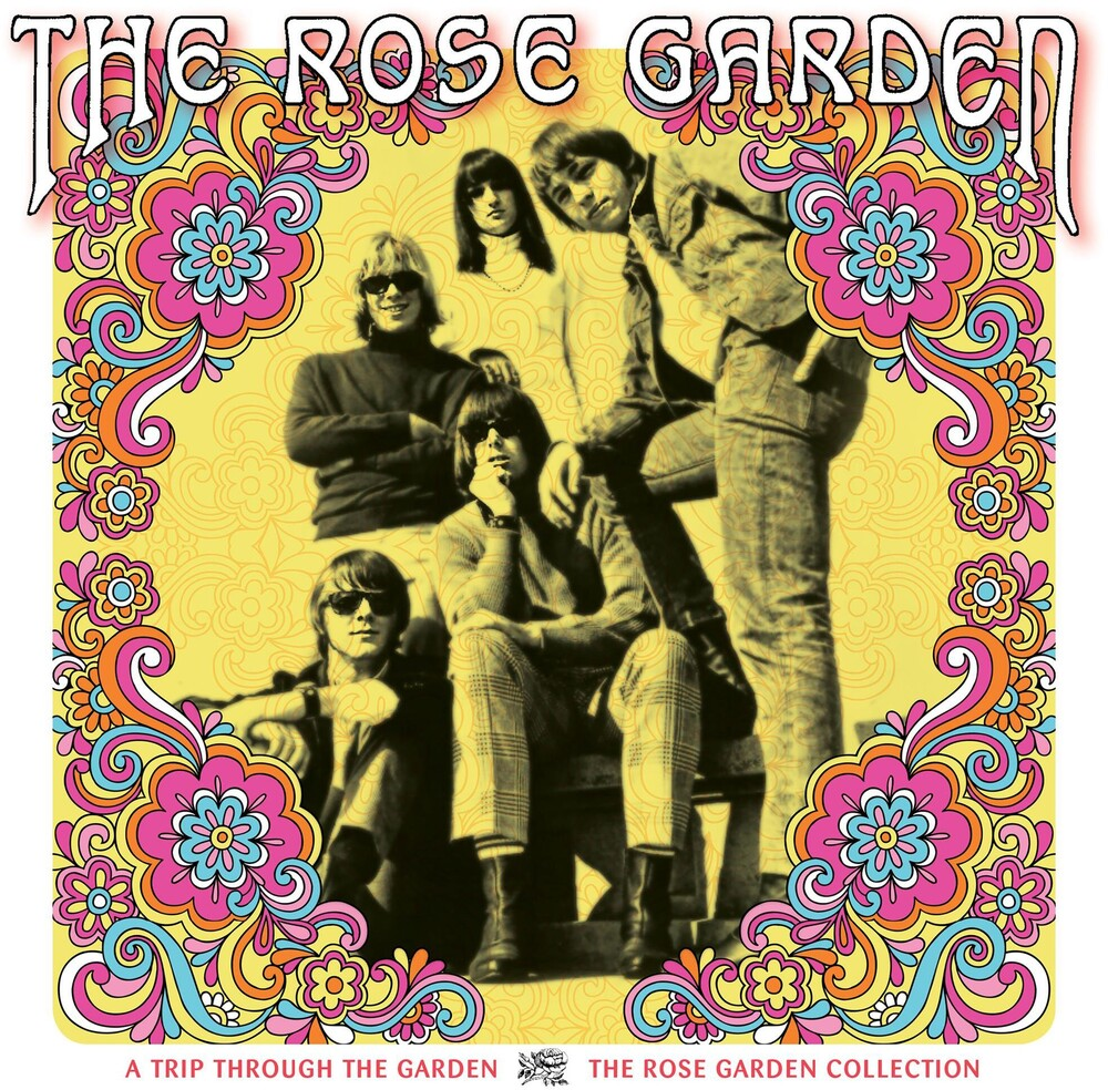The Rose Garden - A Trip Through The Garden: The Rose Garden Collection