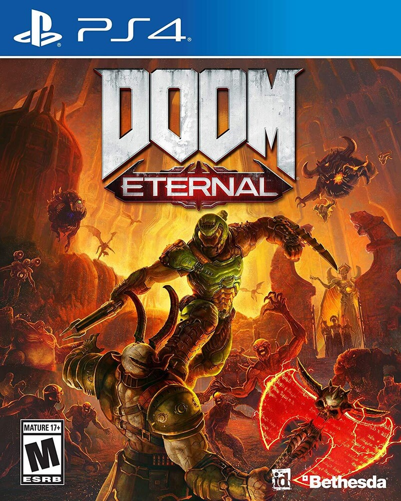 Ps4 Doom Eternal - Doom Eternal