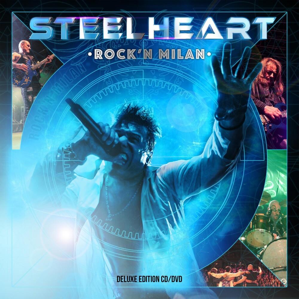 Steelheart - Rock'n Milan [Deluxe CD+DVD]