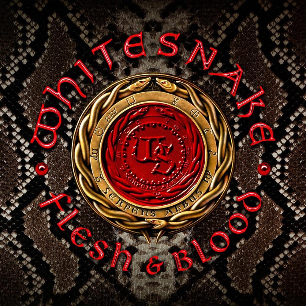 Whitesnake - Flesh & Blood [Deluxe CD/DVD]